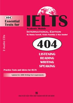 Free download of book cds for ielts exam i have been using this 404 essential tests for ielts academic module ebook and audio fandeluxe Images