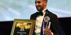 The 2016 CAF awards gala held at the International Conference Centre, Abuja on January 5, 2017, to celebrate Africa's best.    Algeria and Leicester City forward Riyad Mahrez won the biggest prize on the night as he