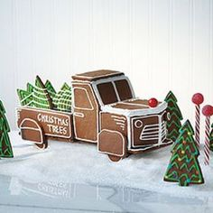Charming Gingerbread House For Christmas Ideas (21)