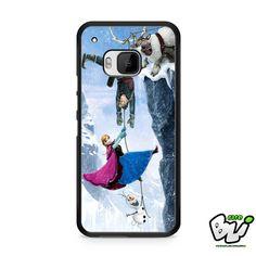 Mountain Snow Frozen HTC One M9 Case