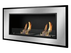 Ignis Belezza - Built-in / Wall Mounted Ethanol Fireplace (WMF-023)