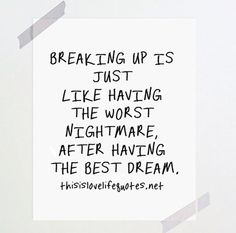 Breaking up Quotes About Everything, Life Quotes To Live By, Sad Love Quotes, Pretty Quotes, Amazing Quotes, Girl Quotes, True Quotes, Qoutes, Complicated Quotes