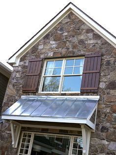 10 Simple and Modern Tips and Tricks: Glass Roofing Canopy roofing structure outdoor kitchens.Glass Roofing Canopy roofing business home. Porches, Door Overhang, Window Awnings, Metal Awnings For Windows, Awning Roof, Aluminum Awnings, Back Doors, Metal Roof, Copper Roof