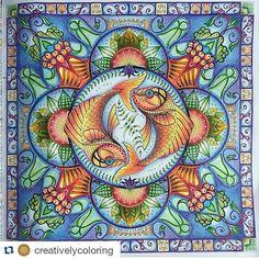 Instagram media desenhoscolorir - Demais! By @mrsapples1 #lostocean #oceanoperdido #johannabasford #desenhoscolorir