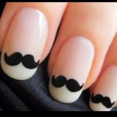 Mustaches make everything better