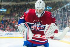 Forecasting the 2016-17 St. Johns IceCaps: The Goalies