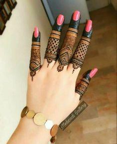 #mehndi #mehndidesign #urdu #urduquotes #quotes #poetry #instagram #urdu #pinterest #pakistan #multan #lahore #karachi #islamabad #poetry #quotes #free #dress #design #christmas #fashion Simple Mehndi Designs Fingers, Latest Finger Mehndi Designs, Henna Tattoo Designs Simple, Back Hand Mehndi Designs, Henna Art Designs, Mehndi Designs For Beginners, Mehndi Designs For Girls, Mehndi Design Photos, Unique Mehndi Designs