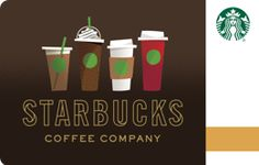 Would love a Starbucks gift card!