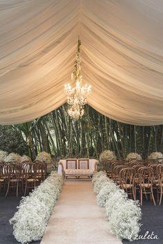 Decoración Ceremonia Boda / Wedding Ceremony Decoration / Photography by: Diana Zuleta para DZuleta wedding photography / visita: dzuletafotografiadebodas.com
