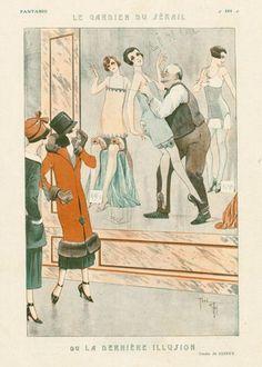Fantasio, 1925 ~ René Giffey