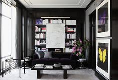 Beyond-Gorgeous Black Rooms You Have To See!
