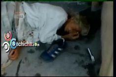 Tratan De Ayudar Un Hombre De La Calle Y No Se Deja #Video