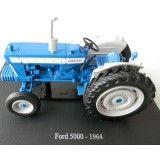 Miniature 1/43 Tracteur Ford 5000 1964 Collection réaliste en métal fabrique par Universal Hobbies