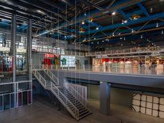 Pompidou Center - Richard Rogers + Renzo Piano