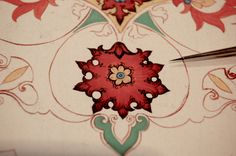 Inspired from the old by Humna Mustafa, via Behance