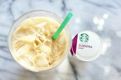 Iced Coffee Recipes for your Keurig Brewer: Vanilla iced Coffee.