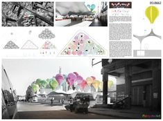 3rd Prize [CASABLANCA] Sustainable Market Square