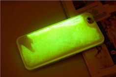 Glow In The Dark Liquid Phone Case For iPhone 5