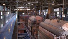 Ene.Museo Nacional de la Energía. Ponferrada #Ponferrada #Leon #Museo #Energía #Ciencia Entra en www.plazascience.org