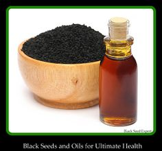 Another great article by Sayer Ji of GreenMedInfo. Nigella sativa, also known as black cumin, black seeds and haba al barakah has been . Health And Wellness, Health Tips, Women's Health, Benefits Of Black Seed, Allergic Rhinitis, Nigella Sativa, Spices And Herbs, Oil Uses, Medicinal Herbs