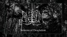 Enisum - Seasons Of Desolation - 2017 Avantgarde Music Tracklist : -Autumn of Melancholy -Road to my Home -Seasons.of Desolati. Black Metal, Heavy Metal, Album, Moose Art, Seasons, Videos, Singers, Musica, Bands