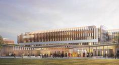 COLLEGE RENÉ DESCARTES, ANTONY (92) - Philéas-Atelier d'architecture