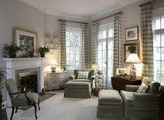 elegant sitting room - Google Search
