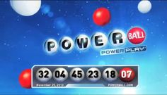 15 Best Powerball News Images Lottery Results Winning Numbers