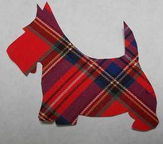 Scottie Dog Quilt Appliques | eBay