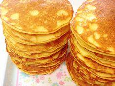 糖質オフ◎大豆粉とおからのパンケーキ◎の画像