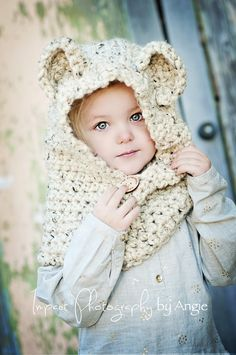 Love this picture and the adorable knit hat was made by The Crochet Kangaroo. Children photography www.impactphotographyangie.com