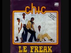 chic - le freak extended version by fggk Le Freak Chic, Freak Out, Good Music, My Music, Bernard Edwards, Rum, Nostalgia, Old School Music, Lp Cover