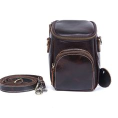 a1d01bddc16d ... Cool Leather Wallet Long Phone Wallets for Men. Handmade Leather Mens  Waist Bag Hip Pack Belt Bag Fanny Pack Bumbag fo – iChainWallets Mens