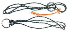 Anleitung Glasperlenarmband von kronjuwelen, Schritt 2