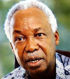 President Julius Nyerere October 1999 Former Tanzanian President Julius Nyerere dies at the age of 77 from leukemia. Nyerere was lauded as one of the greatest statesmen of his time. Tanzania, Kenya, African Men, African History, Julius Nyerere, All About Africa, What Is Today, African Inspired Fashion, Head Of State