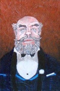 Bergotte | Proust, ses personnages - d'après David Richardson