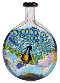 A RARE UMBERTO BELLOTTO FOR BAROVIER BLOWN GLASS