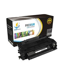 buy now   £23.99   Catch Supplies Replacement CE255X 55X Toner Cartridge What's inside the Box?Package contains 1 CE255A 55X Black Replacement Laser Toner Cartridge. Why buy toner cartridges from Catch Supplies? OUR CARTRIDGES ARE  ...Read More