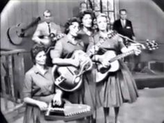Carter Sisters and Mother Maybelle - Wildwood Flower