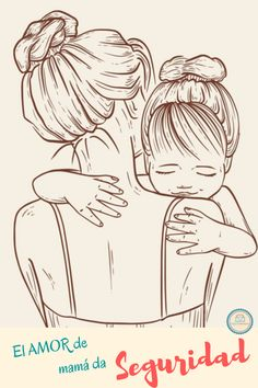 Mom Dad Tattoos, Mother Tattoos, Family Tattoos, Easy Drawings Sketches, Tattoo Design Drawings, Outline Drawings, Family Drawing, Baby Drawing, Motherhood Tattoos