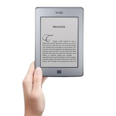 "Kindle Touch, Wi-Fi, 6"" E Ink Display.  Buy New: $139.00  Deal by: eReaderShoppers.com"