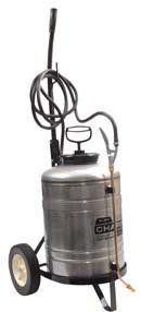 Chapin Cart Sprayer Stainless 6gal by A.M. Leonard. $349.29