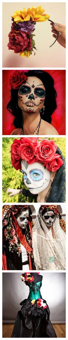 Inspiration for my next Halloween outfit, thanks to Pinterest