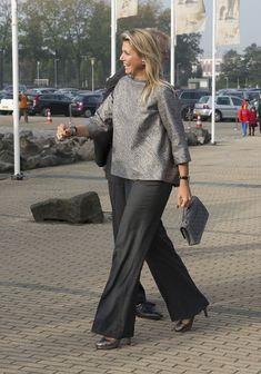 Queen Maxima Photos - Queen Maxima Attends a Symposium - Zimbio