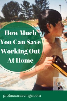 How much you can save working out at home #career #job #money Click=>> http://professorsavings.com/much-can-save-working-home/?utm_content=buffer243d6&utm_medium=social&utm_source=pinterest.com&utm_campaign=buffer