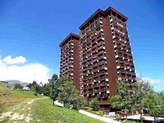"Apartment Vostok-Zodiaque XI Le Corbier Villarembert Small apartment house ""Vostok Zodiaque"", 17 storeys. 150 m from the centre of Corbier, 100 m from the ski-run. In the complex: lift, ski storage.  Public parking 20 m."