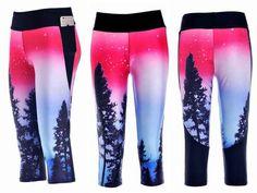 47c02be3 Women's Athletic Capris with Pockets | Buy Athletic Capris Online | Lotus  Leggings