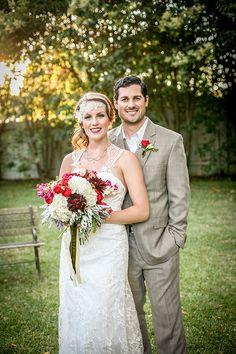 great look for a groom #roaring20wedding #groomstyle #weddingchicks http://www.weddingchicks.com/2014/01/02/easy-roaring-20s-wedding-ideas/
