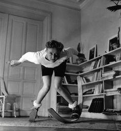 Skis d'intérieur - 1939