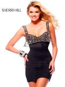 Sherri Hill 2012 Prom Dress 2329